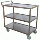 Heavy duty bus carts